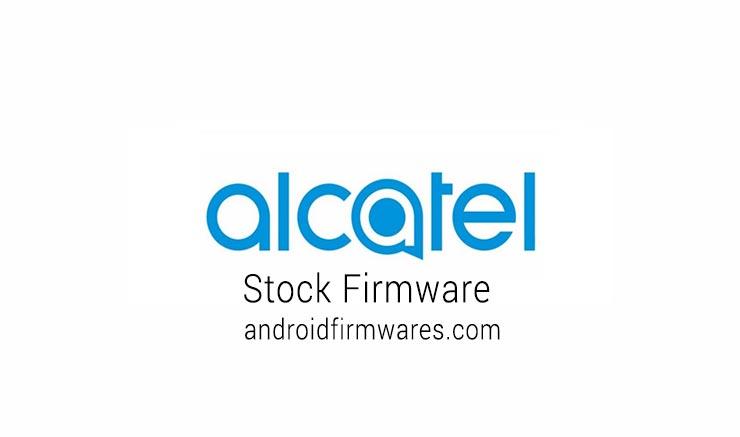Download Firmware for Alcatel Pixi 4 4.0 4034F
